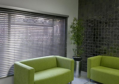 25mm & 50mm Aluminium Venetian Blinds