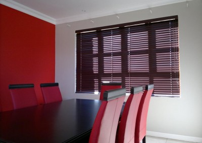 50mm Basswood Venetian Blinds