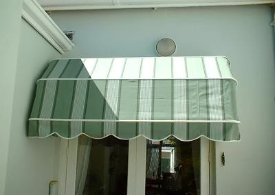 Canvas Pram Awnings